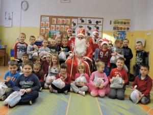 Święty Mikołaj 2015